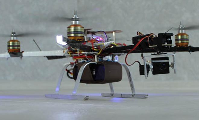 dron main